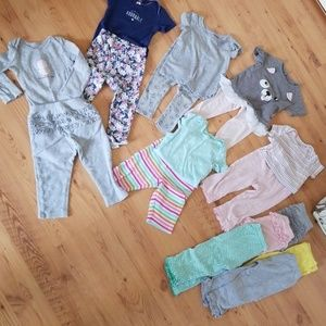 FLASH SALE Large lot of 18 month clothes.
